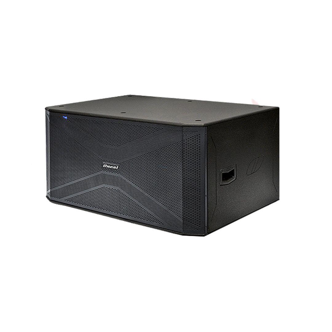 Caixa Sub Grave Ativo Oneal OPSB7500 2x18