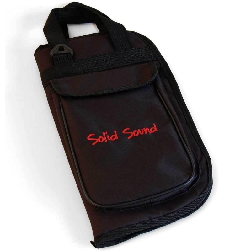 Capa Bag Porta Baqueta Solid Sound Luxo