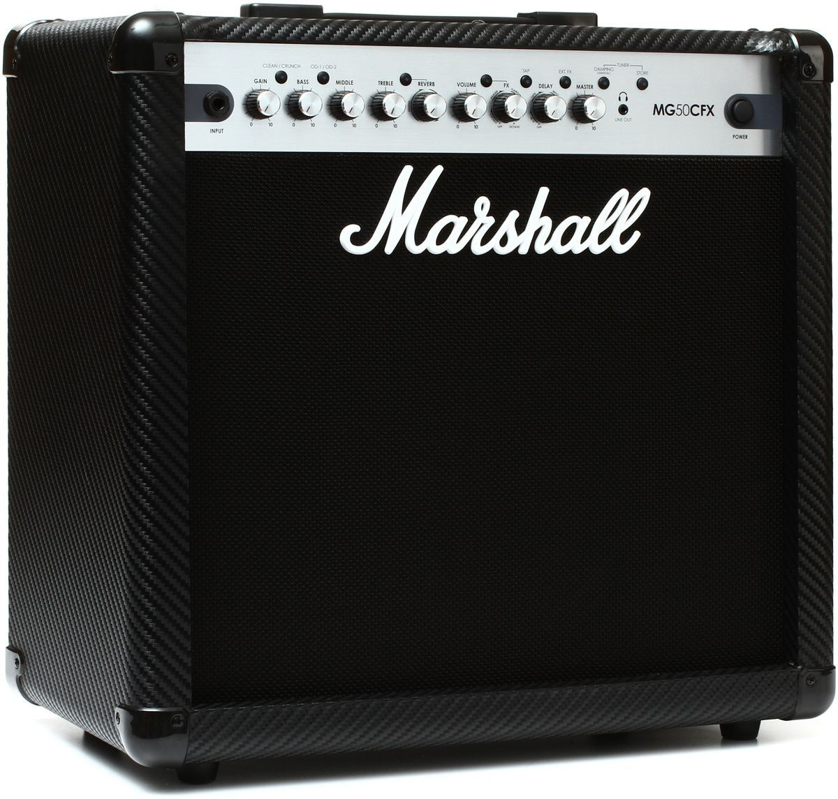 Combo para guitarra 50W - MG50CFX-B - MARSHALL