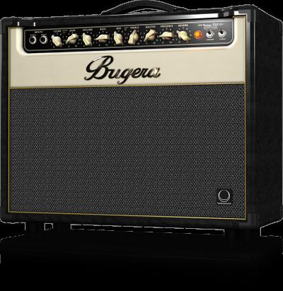 """Combo valvulado p/guitarra V22 INFINIUM, 1x12"""" 22W - Bugera"""