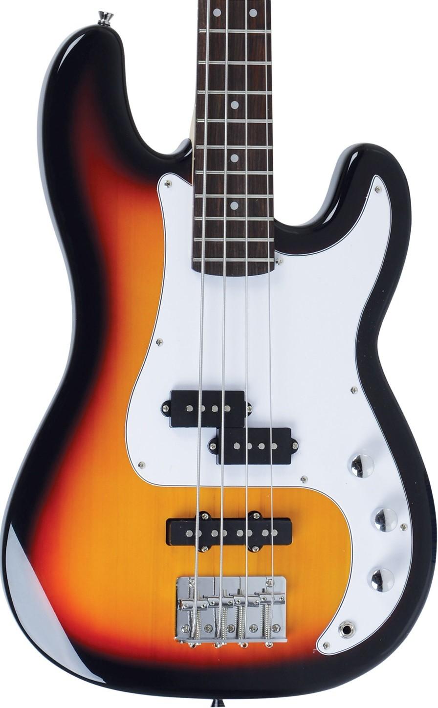 Contra Baixo 4 Cordas Strinberg PBS40 Precision Bass Sunburst | Regulado