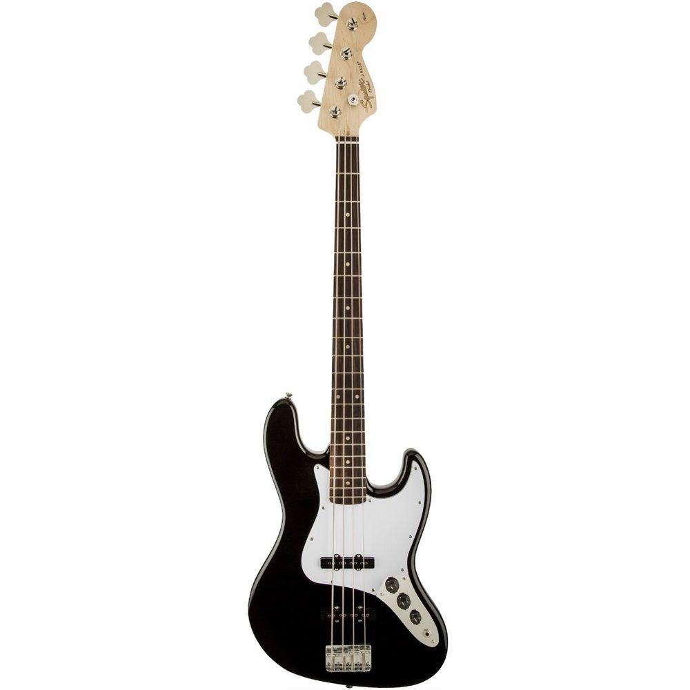 Contra Baixo Fender Squier 031 0760 506 Affinity  Jazz Bass 4 Cordas