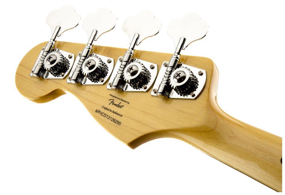Contra Baixo Fender Squier 031 0760 532 Affinity Jazz Bass 4 Cordas