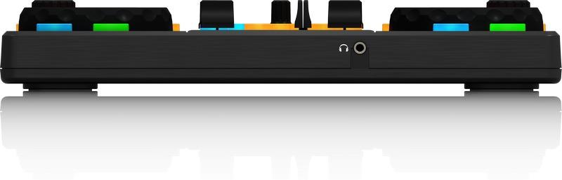 Controlador Dj Behringer Cmd Studio 2A Midi Usb 2 Anos Garantia