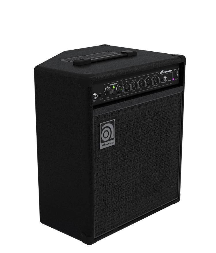 Cubo Amplificador Baixo 10 AMPEG BA110 V2 40W Rms P/ Contra Baixo