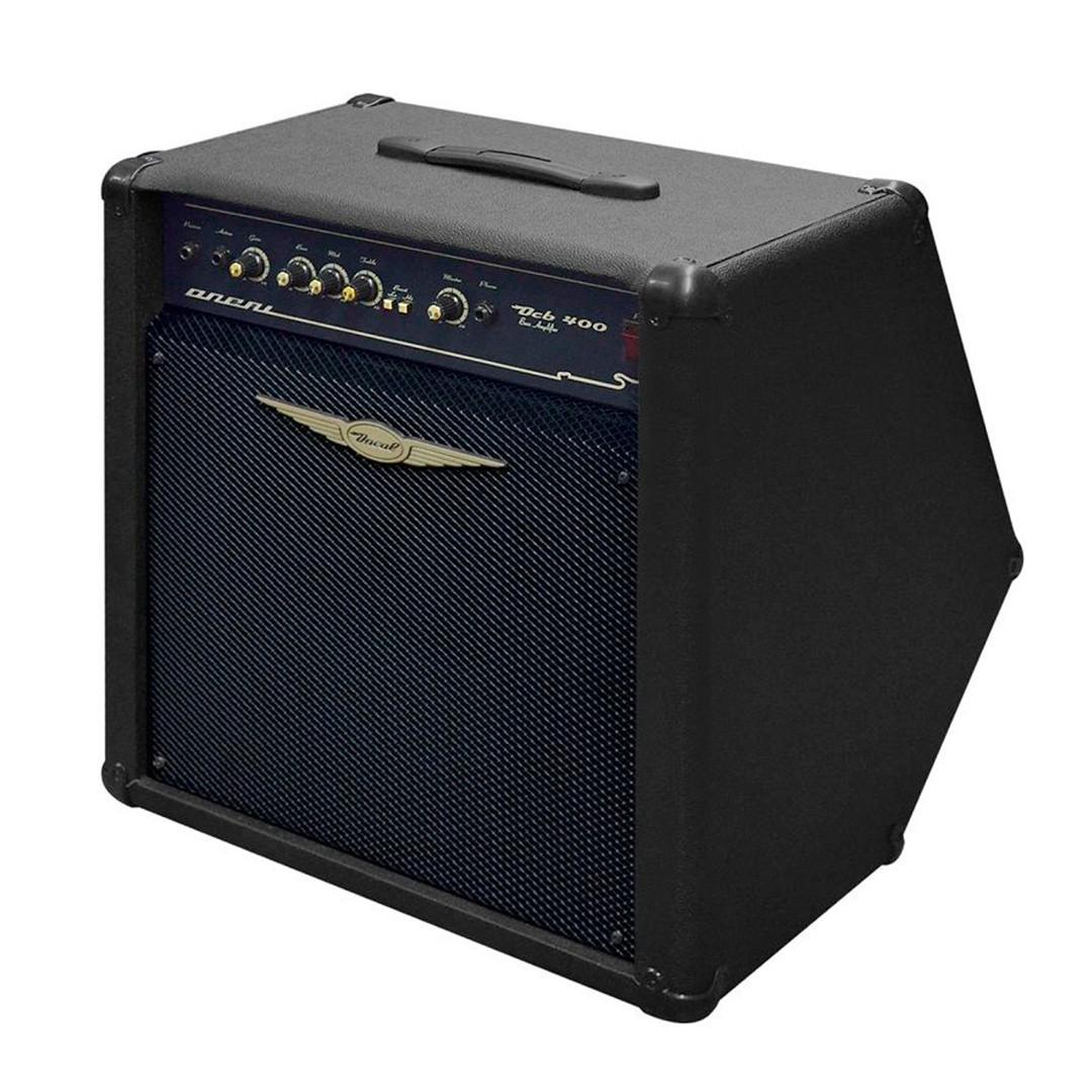 """Cubo Amplificador Contra Baixo Oneal OCB400 120w Rms 12"""""""