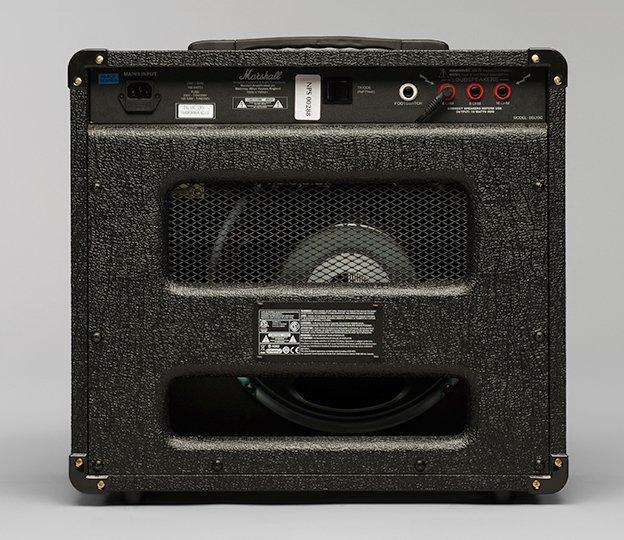 Cubo Amplificador Guitarra Marshall DSL15C Valvulado 15w Rms
