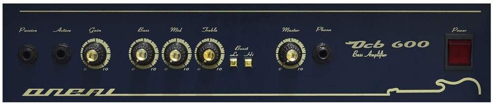 Cubo Amplificador Oneal 15 OCB600 200w RMS P/ Contra Baixo