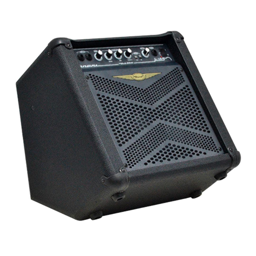 """Cubo Amplificador Contra Baixo Oneal OCB308 40w Rms 8"""""""