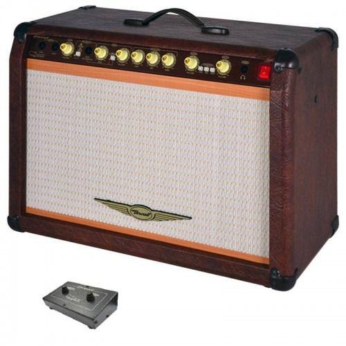Cubo De Guitarra  Oneal OCG1002 130w Com Pedal Footswitch