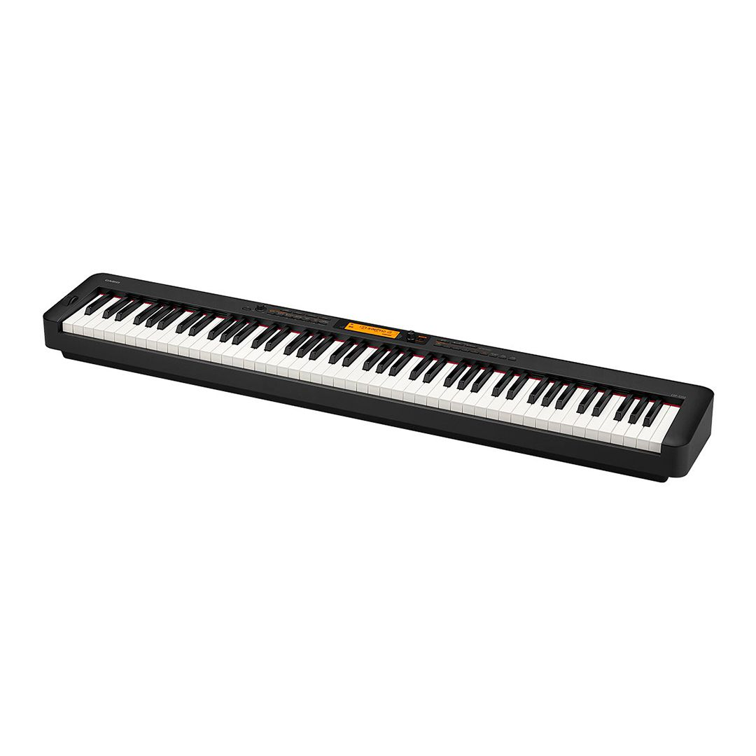 Piano Digital Casio CDP-S350 Preto 88 Teclas - Outlet Premium