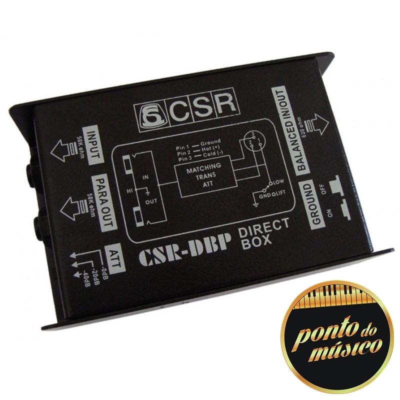 Direct Box Passivo Csr DBP