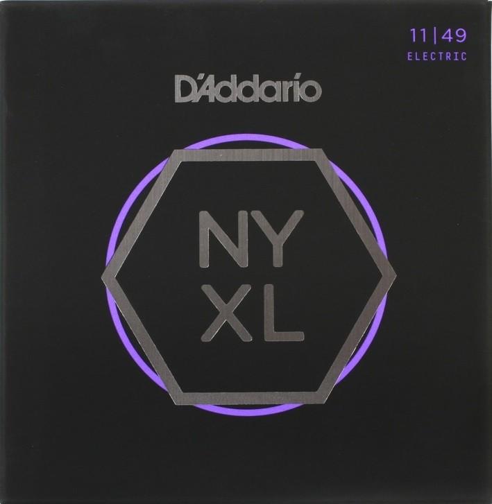 Encordoamento Daddario NYXL1149 Medium 011 P/ Guitarra
