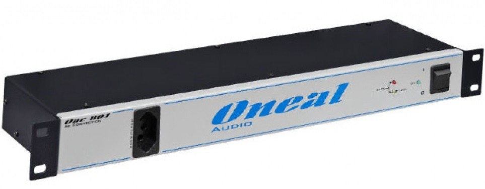 Filtro Protetor Oneal OAC801 Regua De Força 9 Tomadas