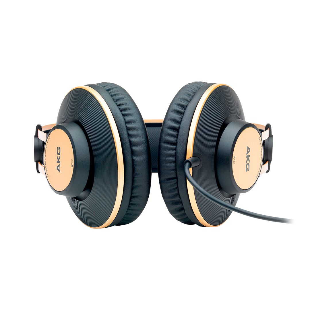 Fone De Ouvido Akg K92 Over Ear Profissional