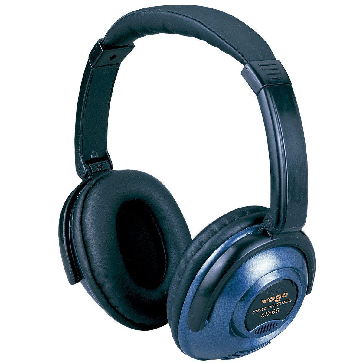 Fone De Ouvido CSR Yoga CD 85 Over Ear
