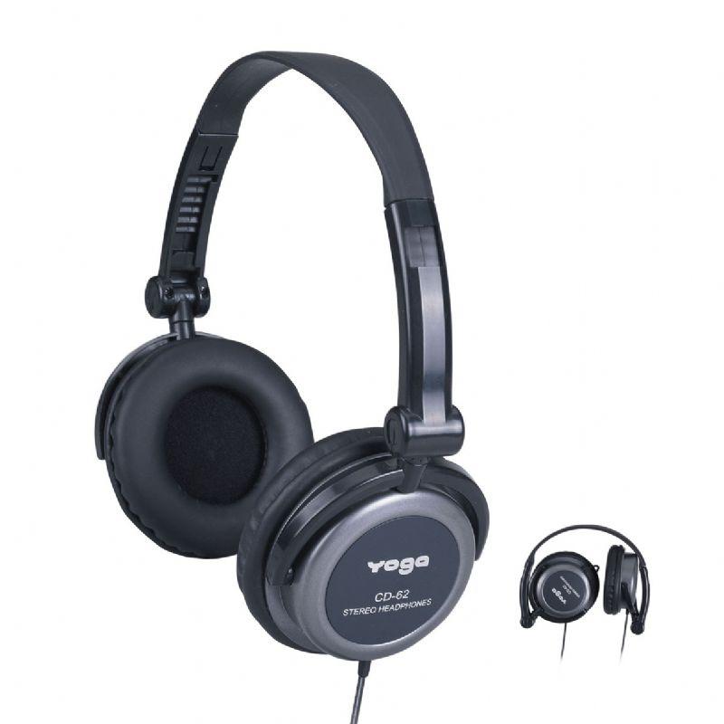 Fone de ouvido yoga CD-62 Lightweight
