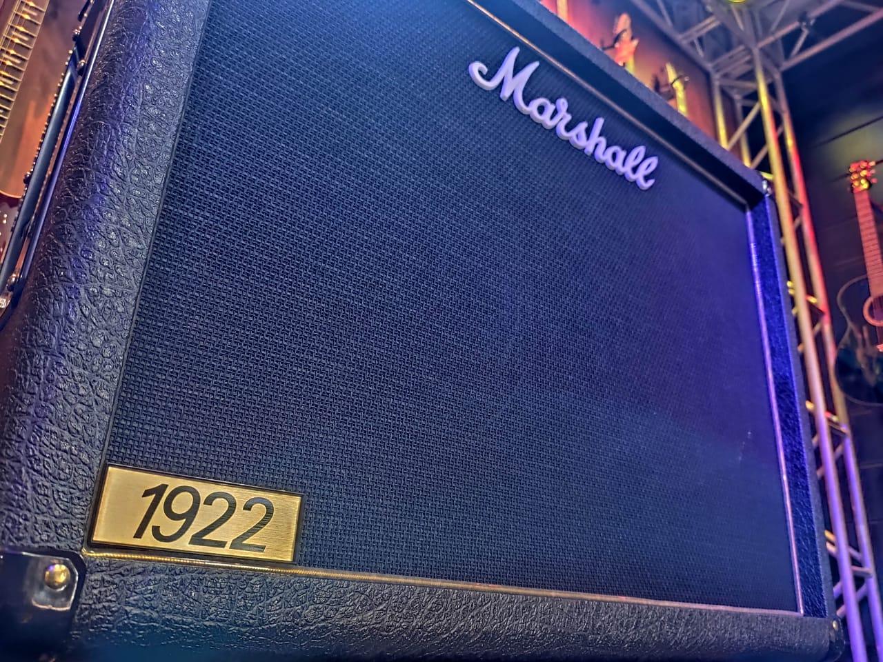 Gabinete Guitarra Marshall 1922 2x12 150w - Outlet Premium