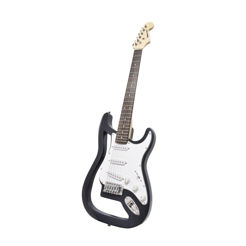 Guitarra Benson Madero Ghost BK - Cor preta