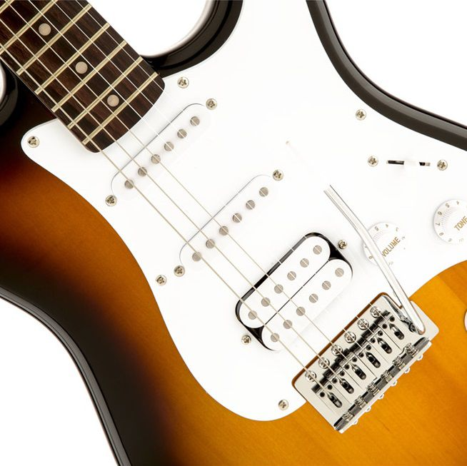 Guitarra Fender Squier 031 0005 532 Bullet Stratocaster Hss