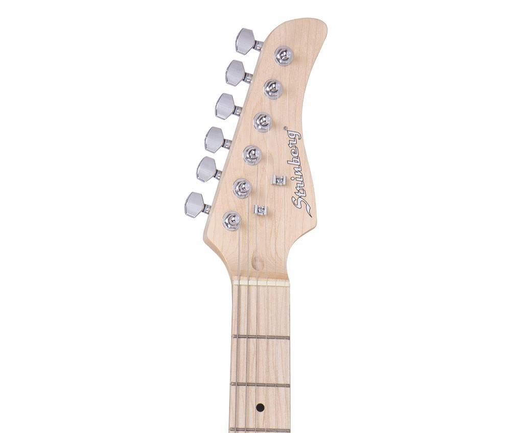 Guitarra Strinberg Sts100 Strato Cherry Burst