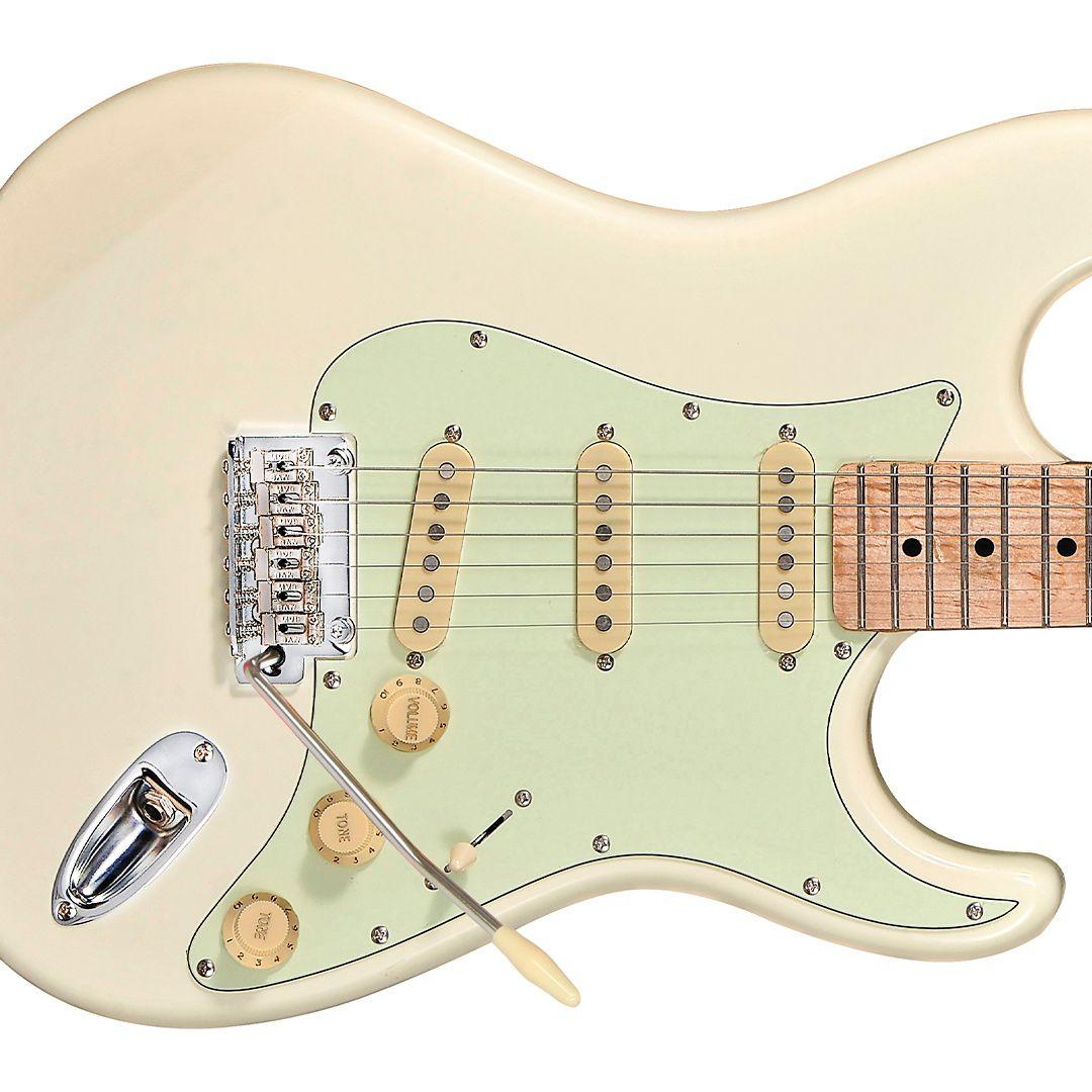 Guitarra Strato Tagima Classic New T635 Branca