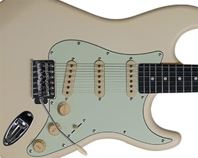 Guitarra Stratocaster Tagima Menphis MG-30 Olimpic White Regulada - Outlet Premium