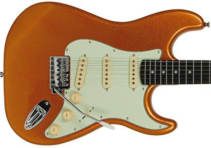 Guitarra Stratocaster Tagima MG-500 Metallic gold Regulada - Outlet Premium