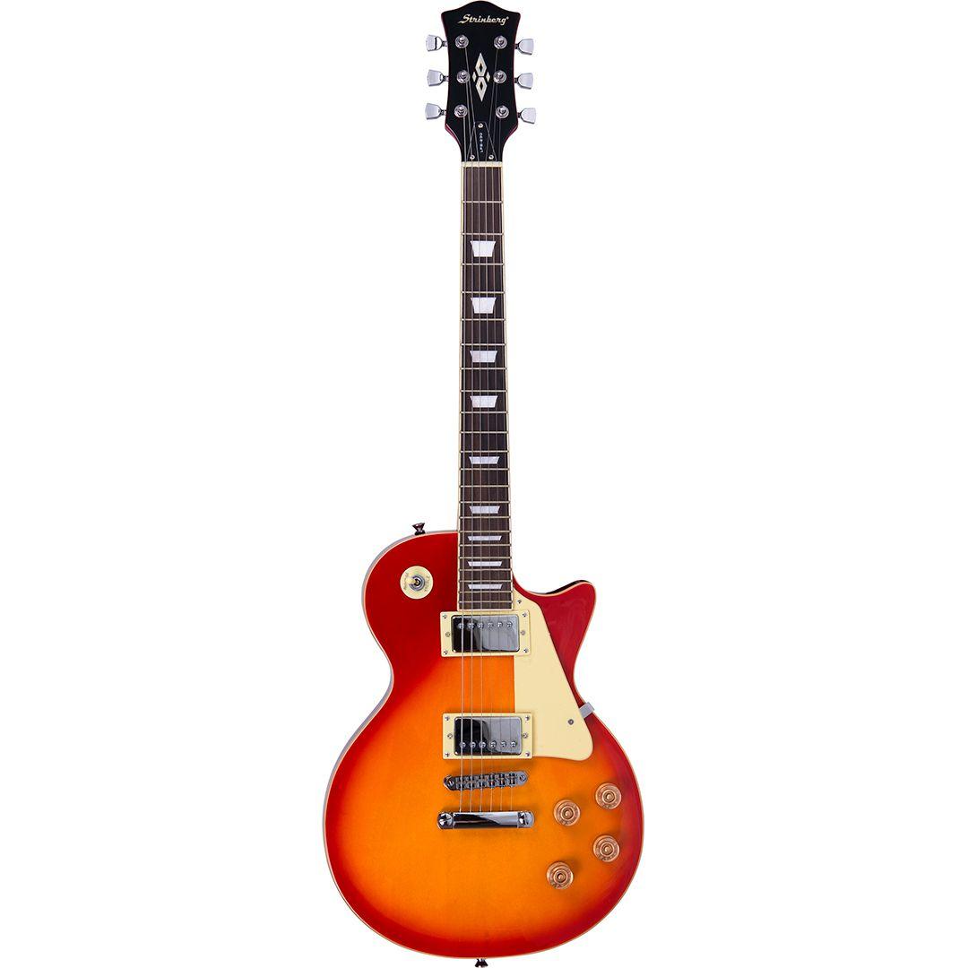 Guitarra Strinberg LPS-230 Les Paul Cherrybrust