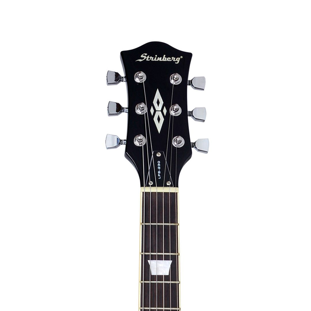 Guitarra Strinberg Lps 230 Wine Red Les Paul I Regulada