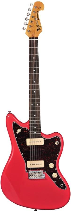 Guitarra Tagima Jazzmaster Tw61 Woodstock Captação P90