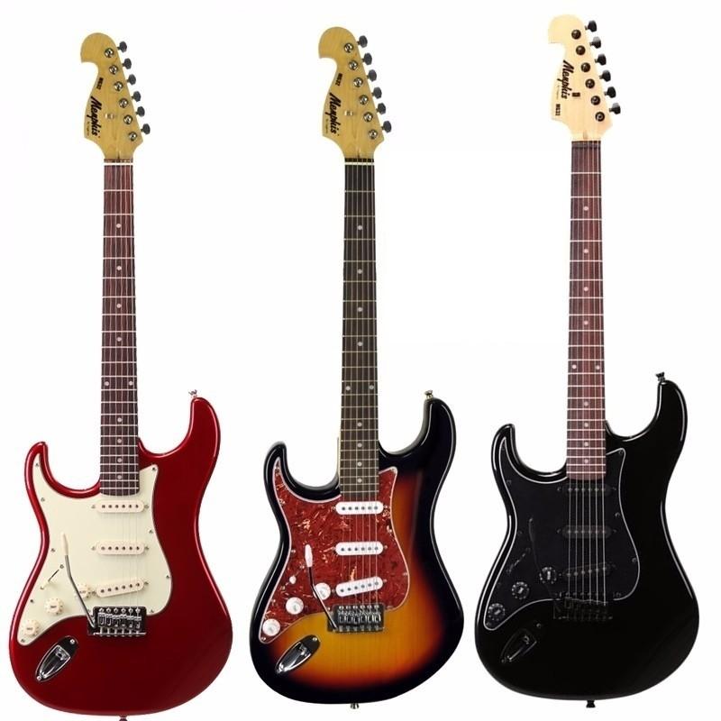 Guitarra Tagima Memphis Mg32 Strato Canhota Lh