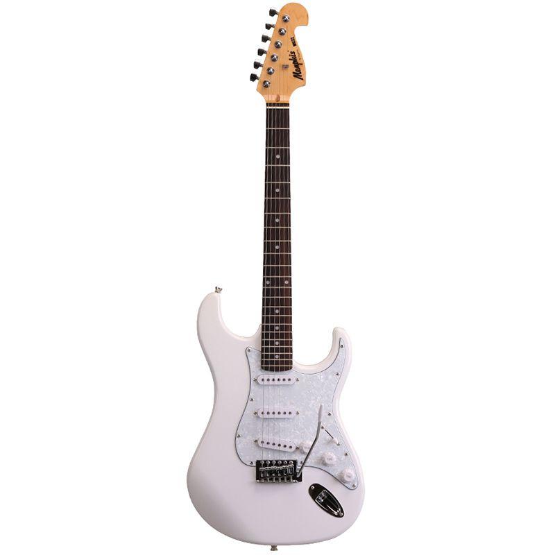 Guitarra Tagima Memphis Mg32 Stratocaster Wh Branca