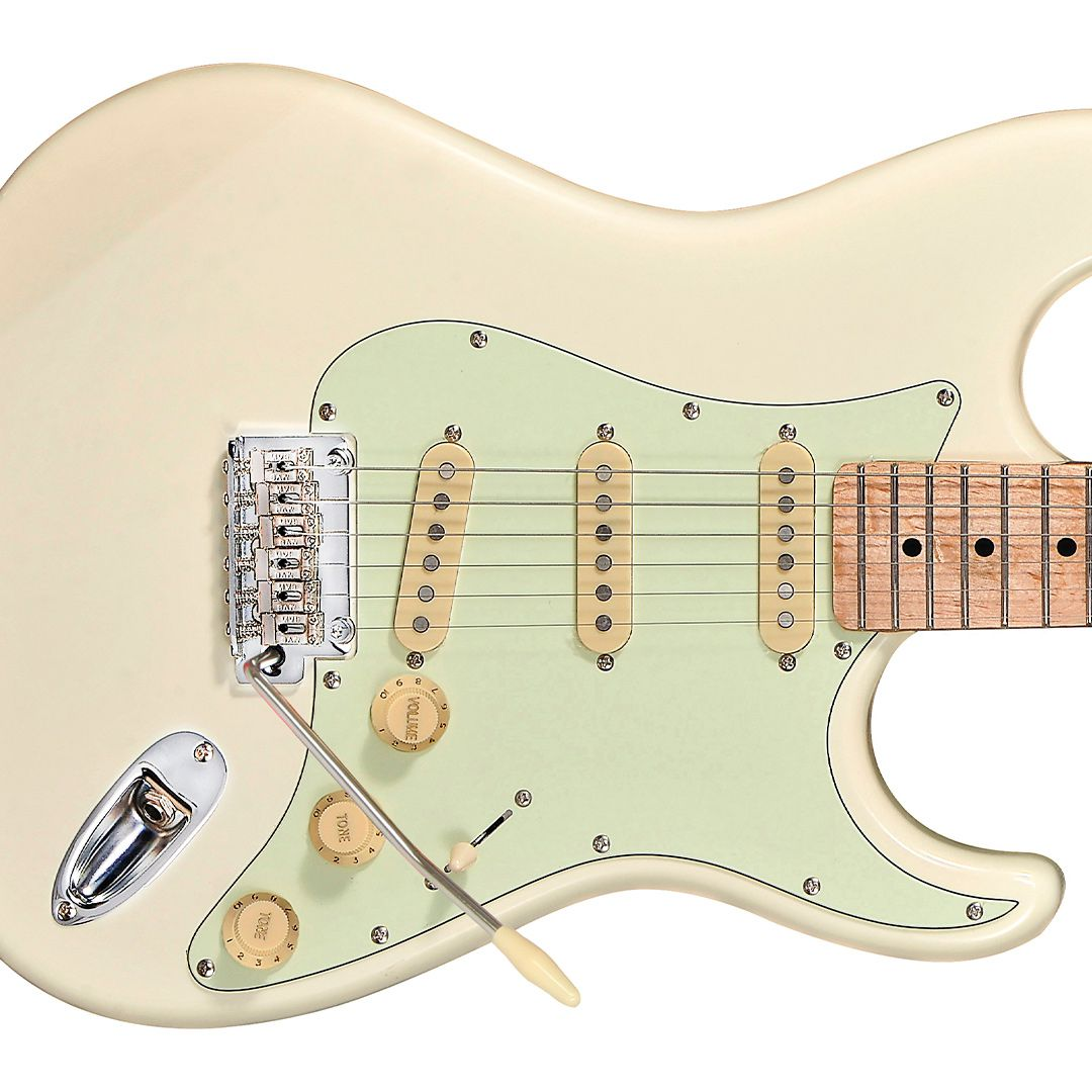 Guitarra Tagima New T635 Branco Vintage Classic Series