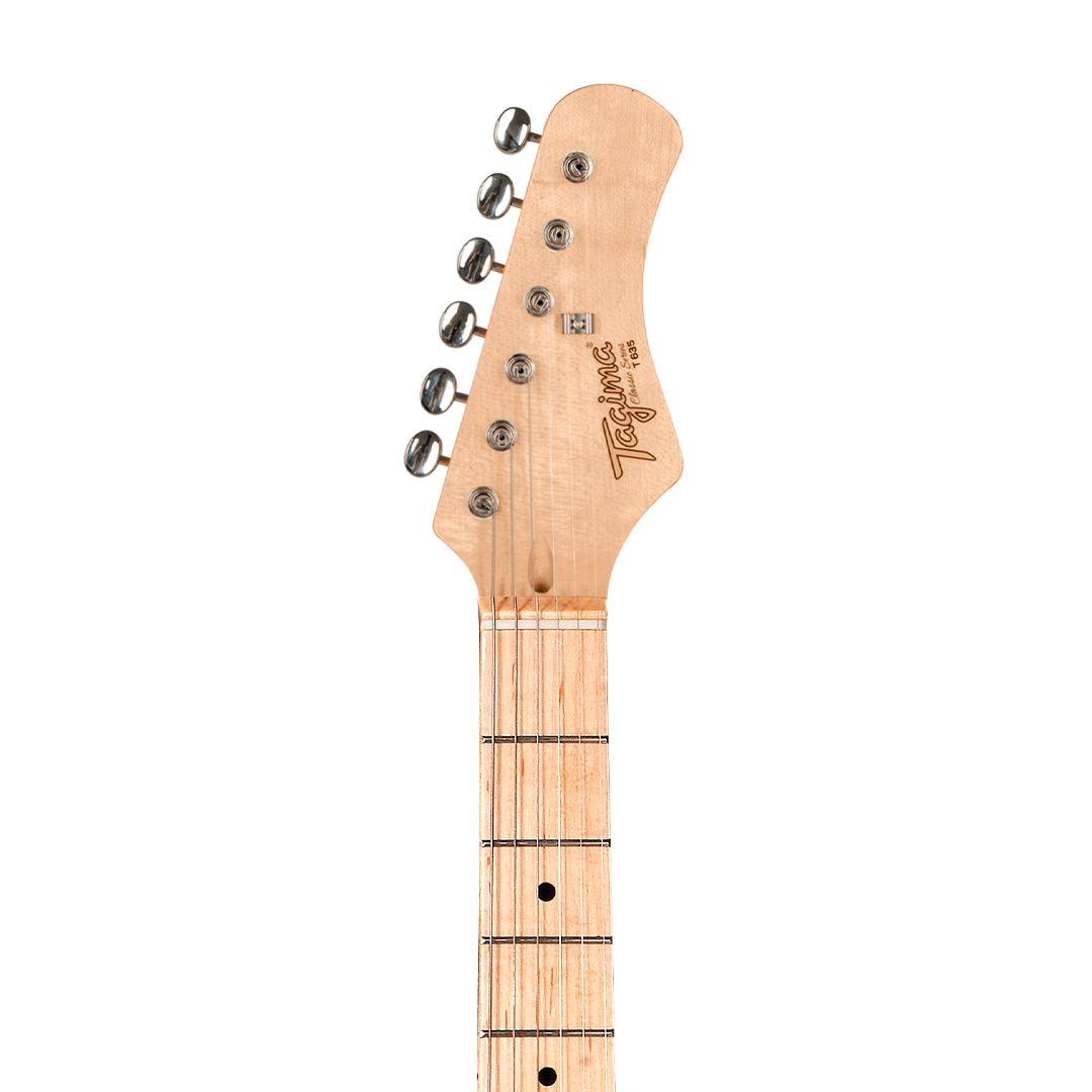 Guitarra Tagima New T635 Preta Classic Series