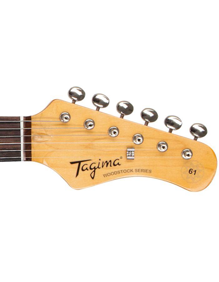 Guitarra Tagima Woodstock Jazzmaster Tw61 Sb Sunburst P90