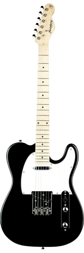 Guitarra Telecaster Strinberg TC-120 Black Regulada