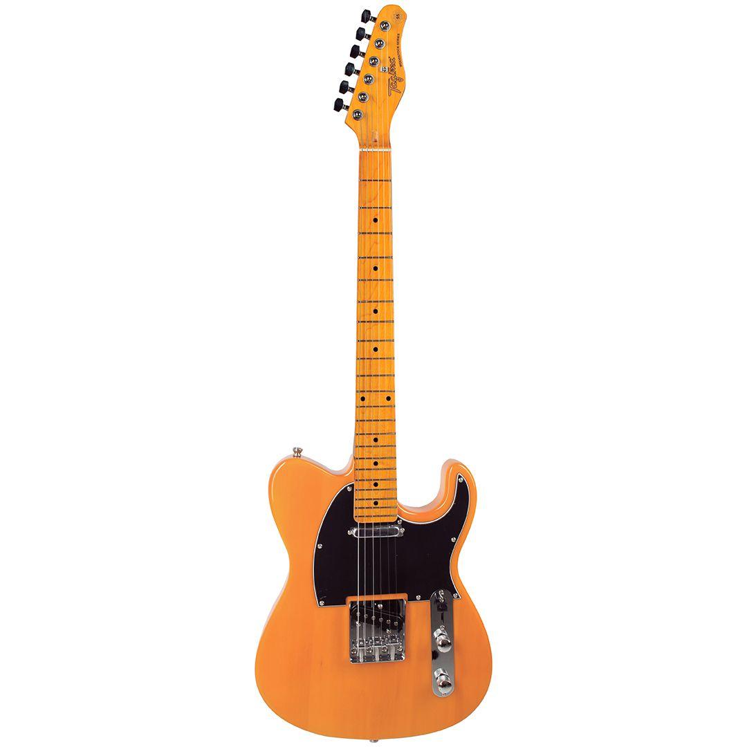 Guitarra Telecaster Tagima Woodstock TW55 Butterscotsh
