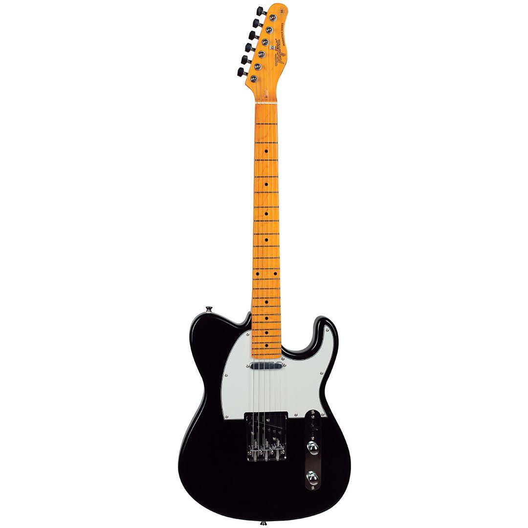 Guitarra Telecaster Tagima Woodstock TW55 Preta