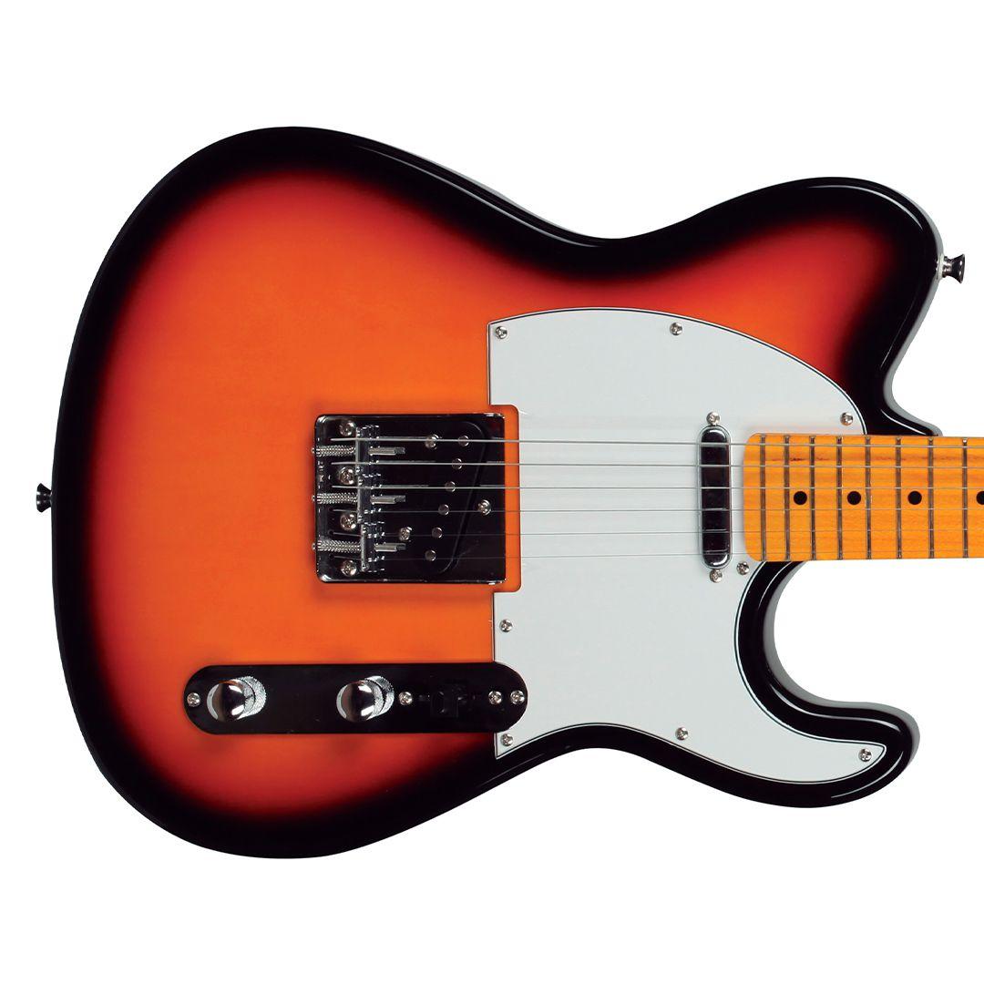 Guitarra Telecaster Tagima Woodstock TW55 Sunburst