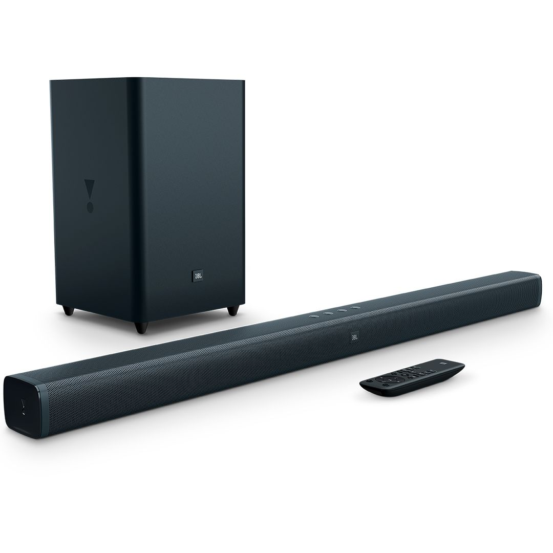 Home Theater JBL Soundbar 2.1 HDMI Bluetooth Usb