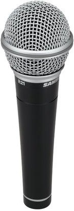 Kit C/ 3 Microfone Dinamico Samson R21