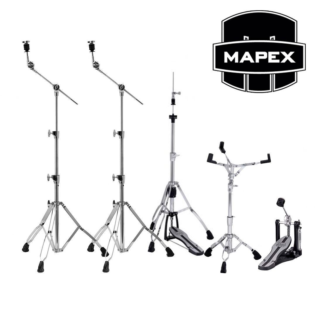 Kit Ferragens Bateria Mapex Mars HP6005 5 Peças