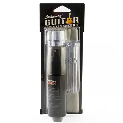 Kit Limpeza Strinberg KGM30 P/ Instrumentos Corda