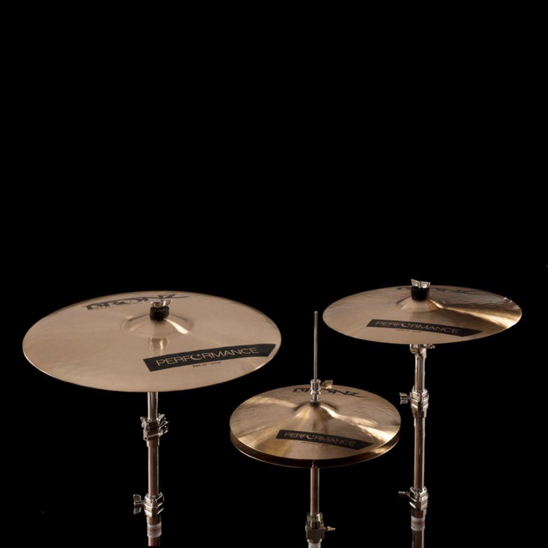 Kit Pratos Bronz Performance B20 By Odery Set 3  14 16 20 Com Bag