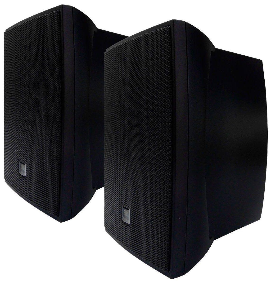 Kit Som Ambiente Oneal Amplificador OM2000EC 60w + 5 Pares Caixas JBL