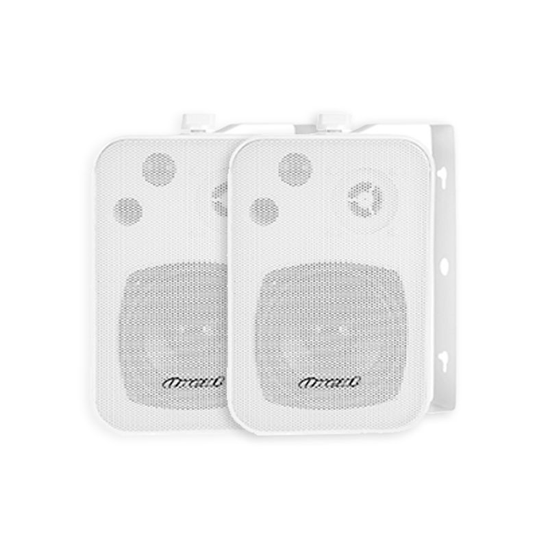 Kit Som Ambiente Oneal Amplificador OM2000EC 60w + 6 Caixas Oneal OB115