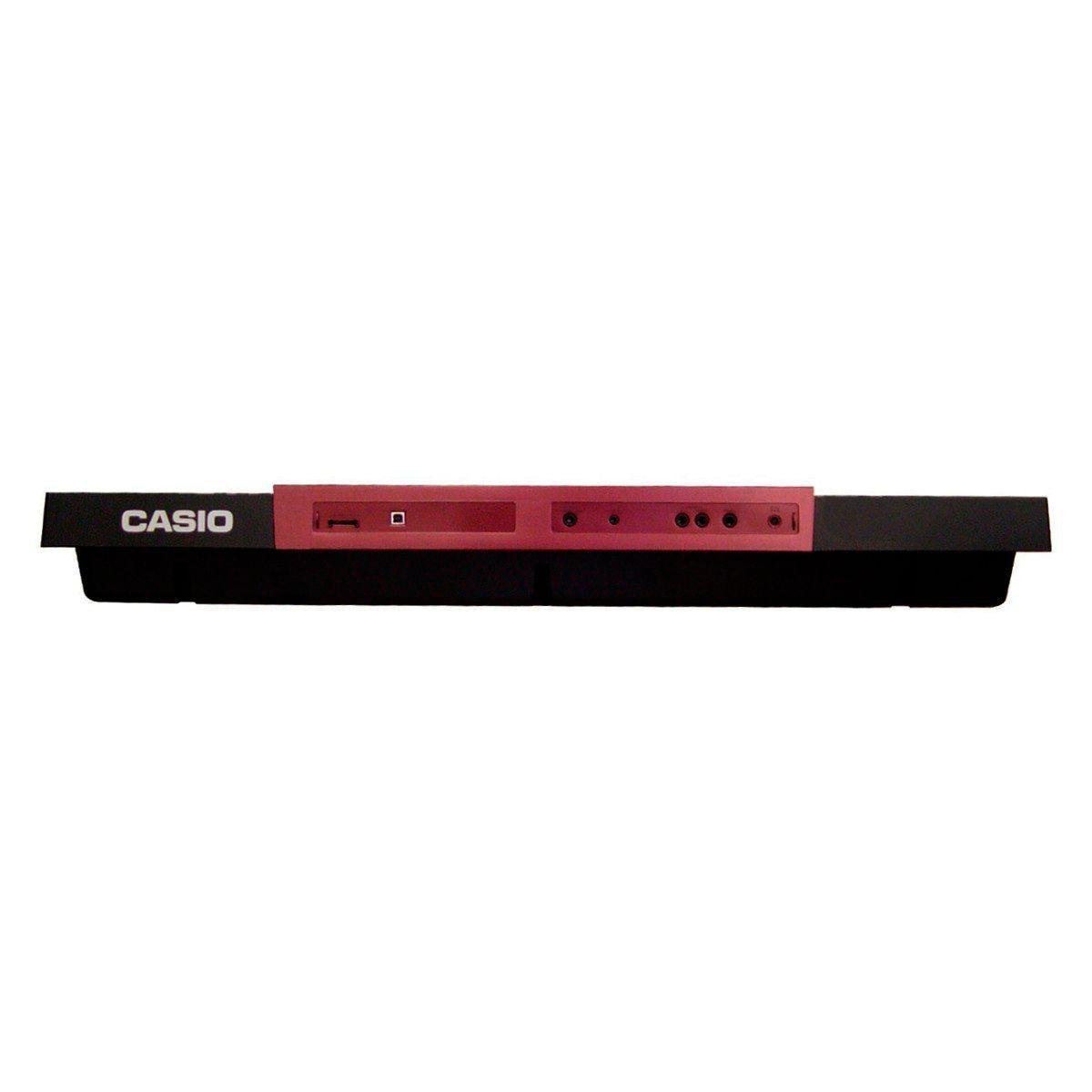 Kit Teclado Casio CTK-6250 + Pedal Sustain CPS 10