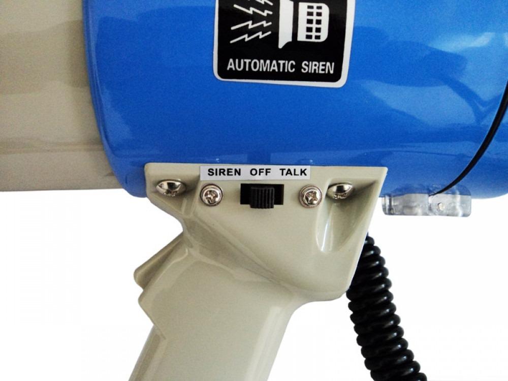 Megafone CSR SK66 25w Usb C/ Microfone e Efeito Sirene