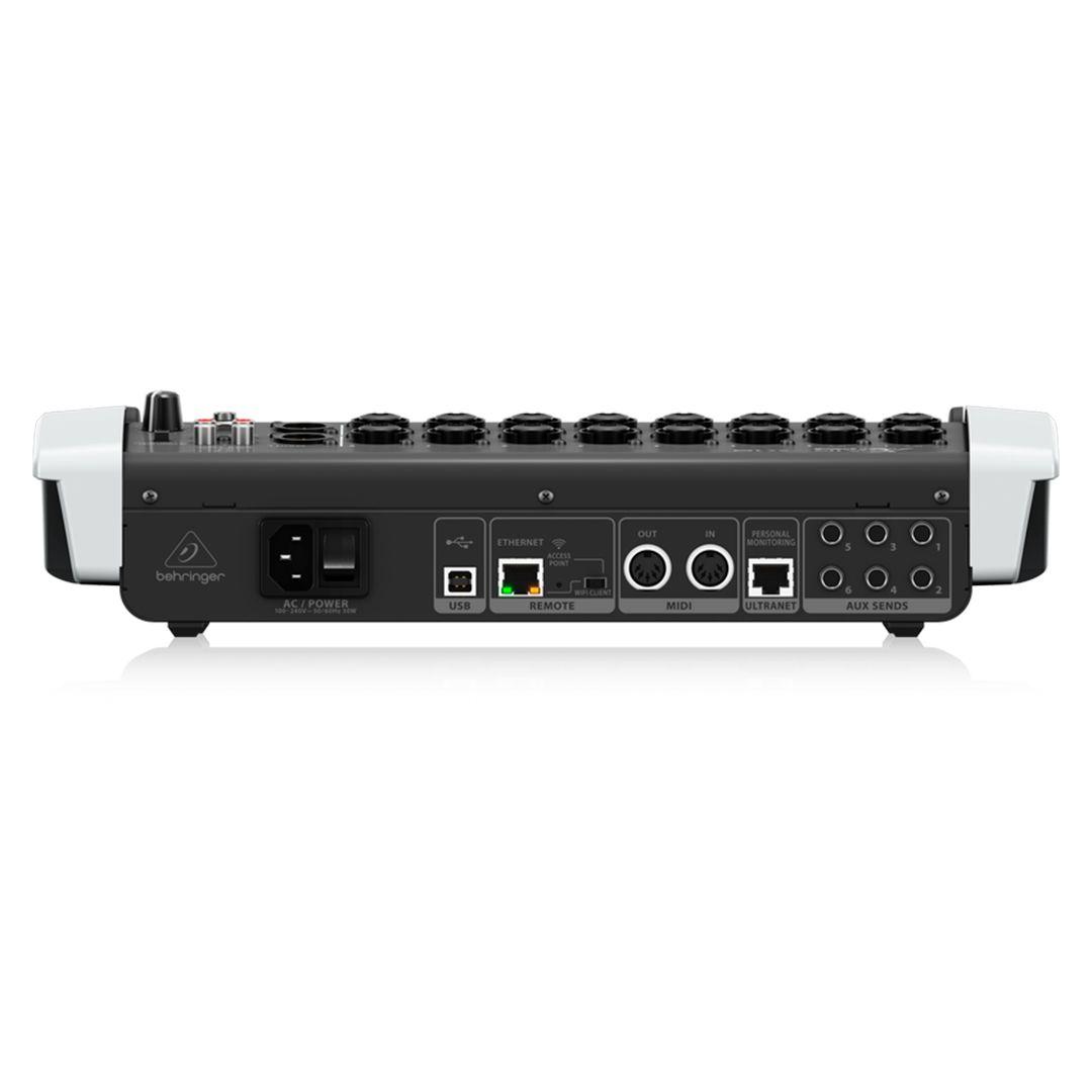 Mesa De Som Digital Behringer X Air X18 Mixer 18 Canais 2 Anos Garantia